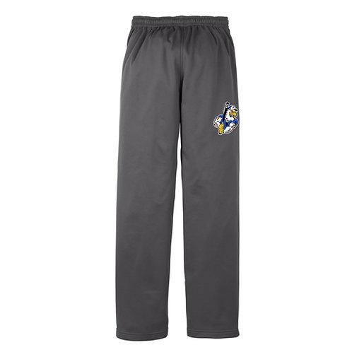 Sport-Tek® Sport-Wick® Fleece Pant - Embroidered Logo
