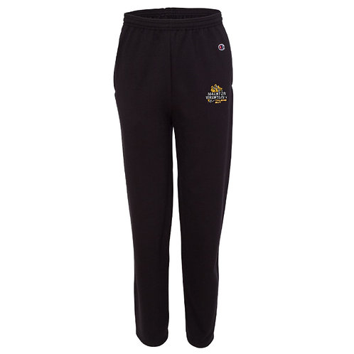 Champion - Double Dry Eco Open Bottom Sweatpants with Pockets