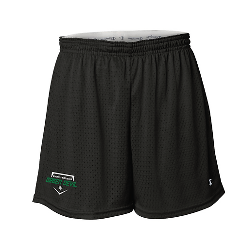 """Badger - Women's Pro Mesh 5"""" Shorts with Solid Liner"""