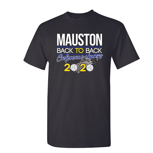 Mauston Volleyball Conference Champs Tee