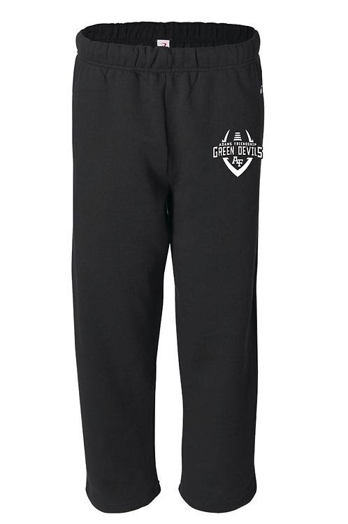 AF Football Badger - Open-Bottom Sweatpants--Starting at $30.25