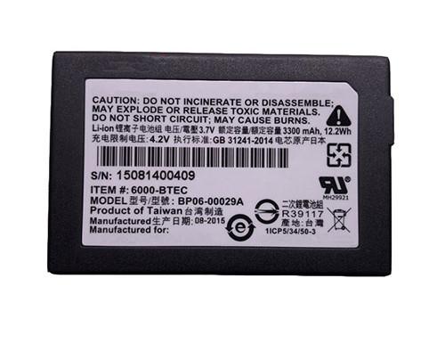 3.7V Honeywell 6100 6110 6500 5100 pour Honeywell BP06-00029A