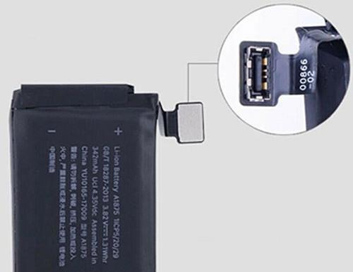 3.82V/4.4V Apple Watch Series 3 GPS LTE pour Apple A1875