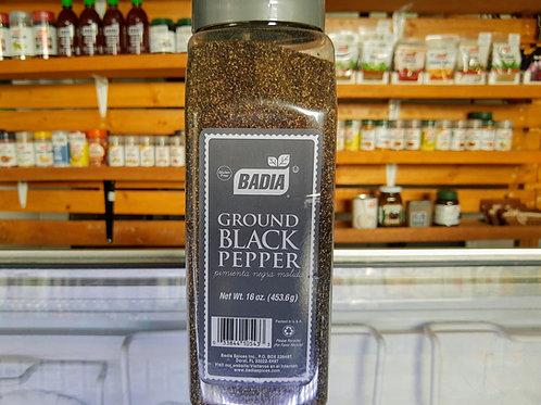 Pimienta Negra Molida x 453.6 grs