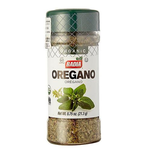 Oregano Organico x 21.2 grs