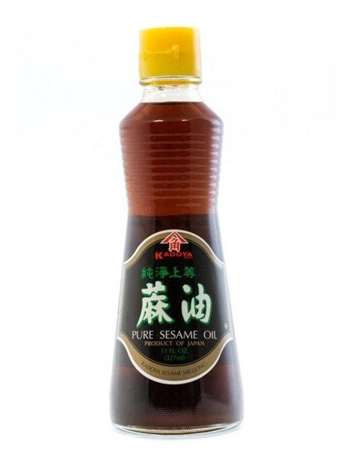 Aceite de sésamo Kadoya x 327 ml