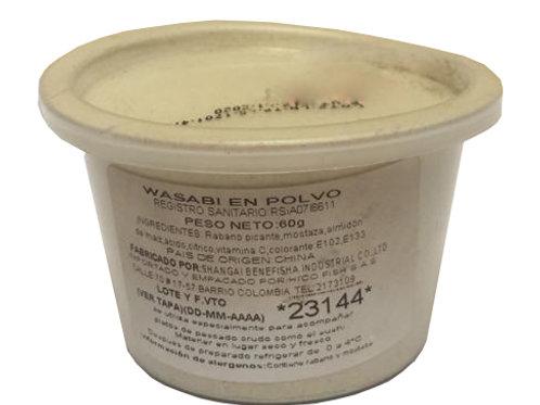 Wasabi en polvo x 60 grs