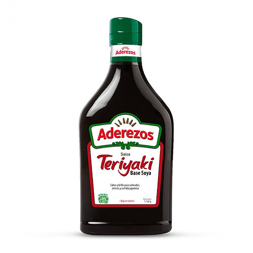 Salsa Teriyaki X 1100 ml