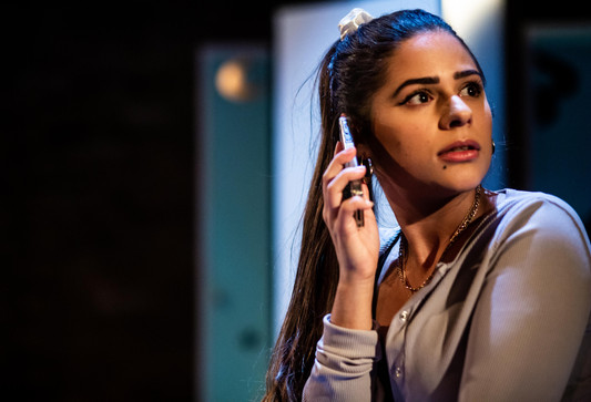 Nyla Levy as Yasmin Sheikh in Does My Bomb Look Big in This?