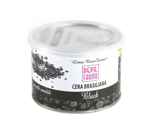 CERA NERA BRASILIANA DepilFarma - 400 ml