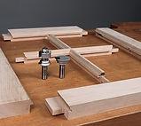 Wood PARTS  RESTOR -  HM RESTORATION