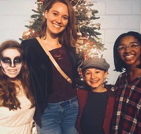 """Post """"A Christmas Carol"""" performance"""
