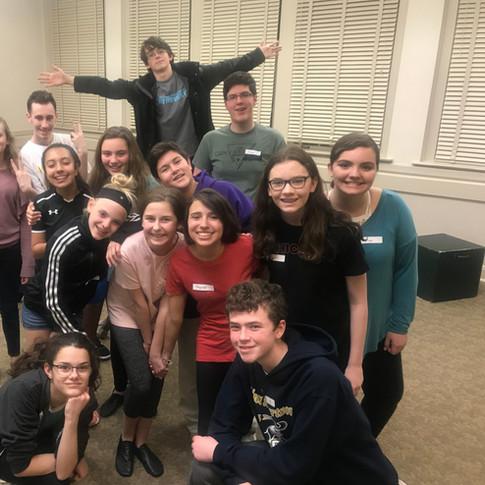 Matthews Playhouse Musical Theater Class