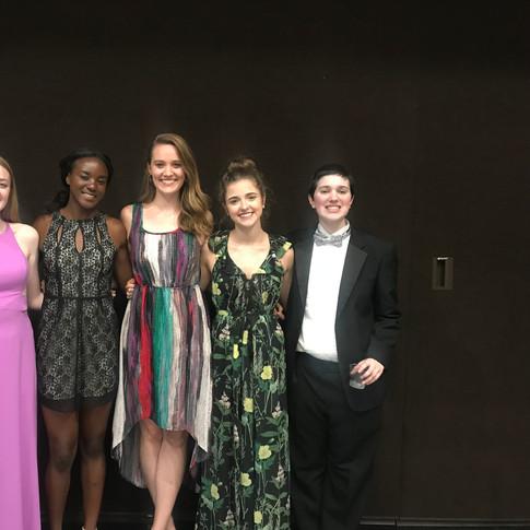 Charlotte Latin 2018 Seniors