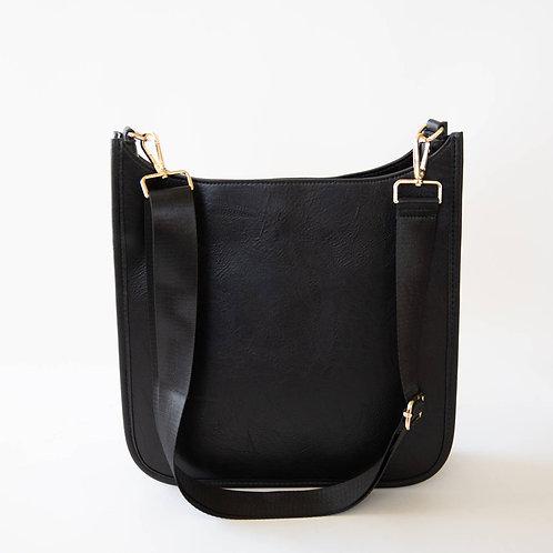 Zane Crossbody Bag Noir