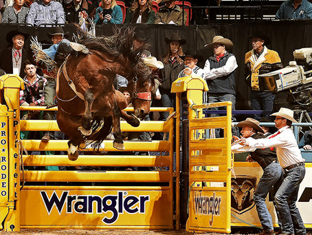 WRANGLER® NFR 2020 moves to Globe Life Field in Arlington, Texas