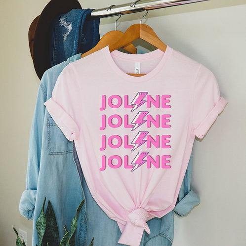 Jolene Short-Sleeve Unisex T-Shirt