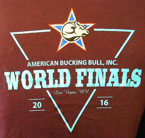 Women's Plum 2016 World Finals T-Shirt