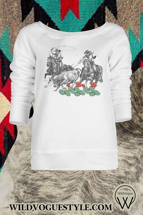Cactus Team Roper Sweater