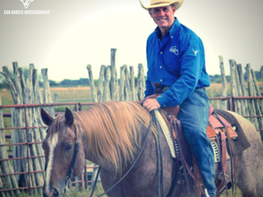 Freeman Ranch to offer a hands-on learning experience with top Road to the Horse finalist Van Hargis
