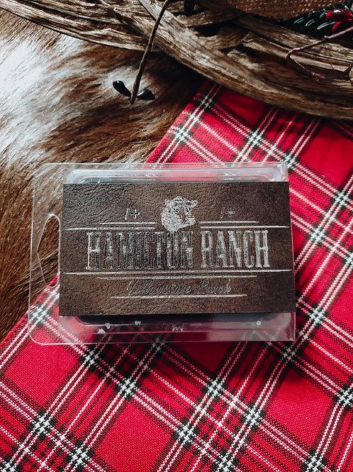 Hamilton Ranch Wax Tarts
