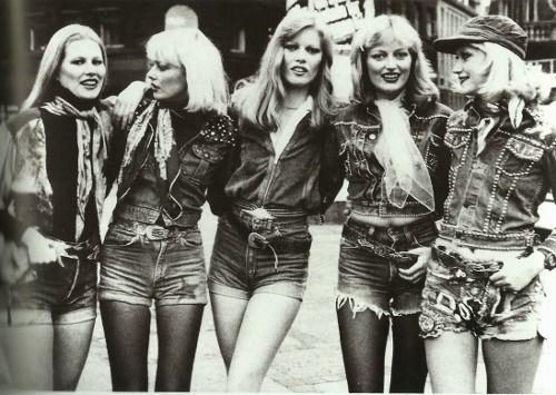 70s punk fashion women 2