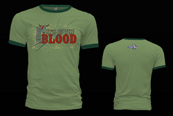 """""""In the Blood"""" Green"""
