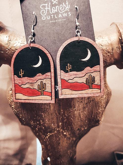 Wanderlust Handcrafted Earrings