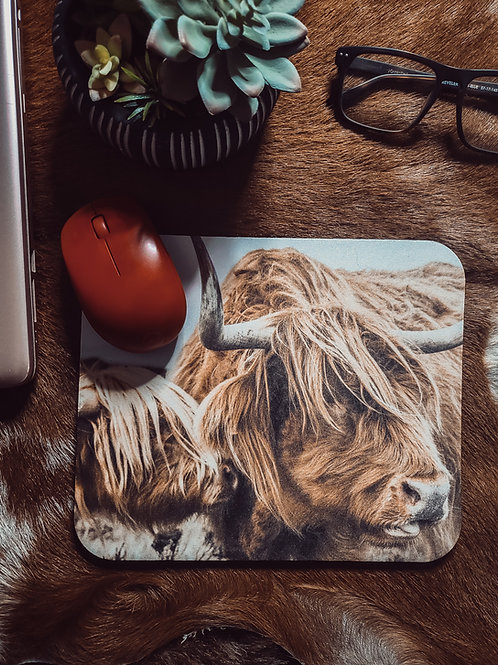 Highlander Pair Mouse Pad