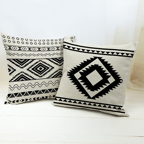 Tribal Patterns Pillow Covers