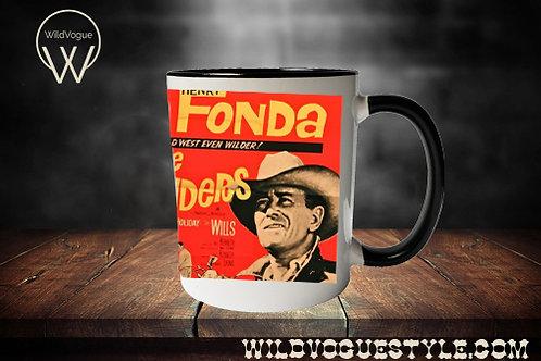 The Rounders Western Mug