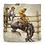 Thumbnail: Wild West Show Ottoman