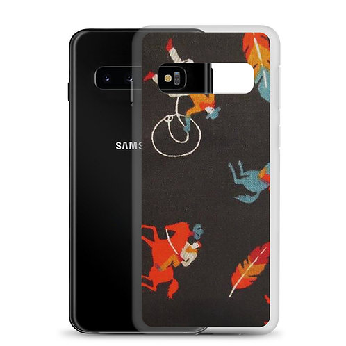 Feathered Indians Samsung Case