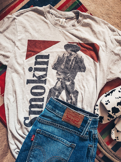 Smokin Triblend t-shirt