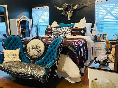 Jessi Jo's dreamy master suite