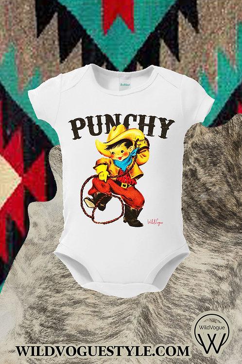 Punchy Cowboy