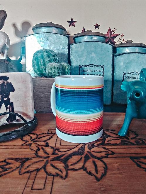 Serape Mug
