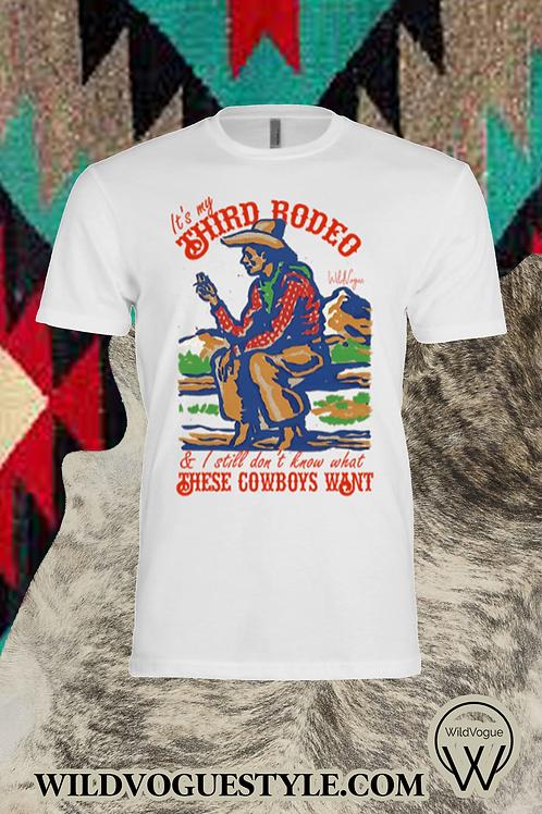 Third Rodeo