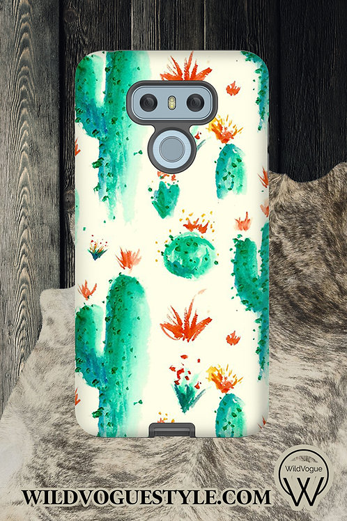 Cactus Splash  Case
