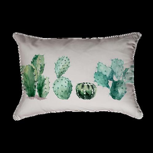 Cactus Pillow 14 x 20