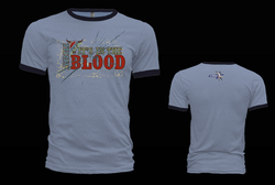 """""""In the Blood"""" Blue"""