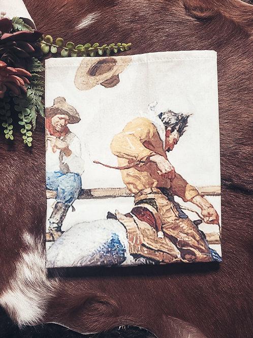 Wild West Cowboy Cloth Napkins