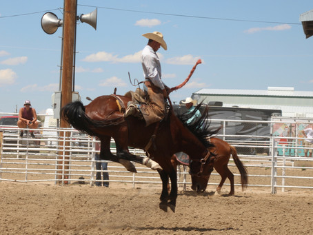 Family Tradition: Baylen Ward rides rank in honor of his late uncle Jeremiah