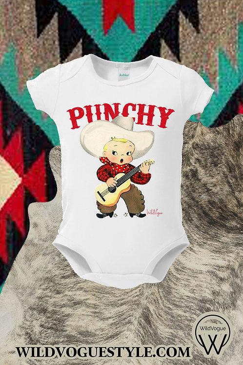 Baby Boy Punchy