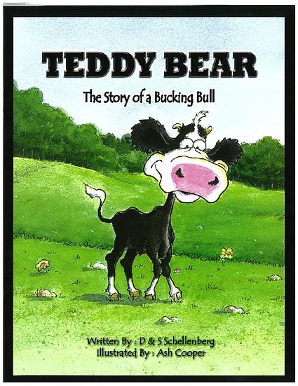 'Teddy Bear' Children's Book