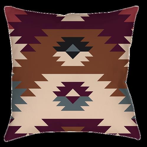Navajo Throw Pillow