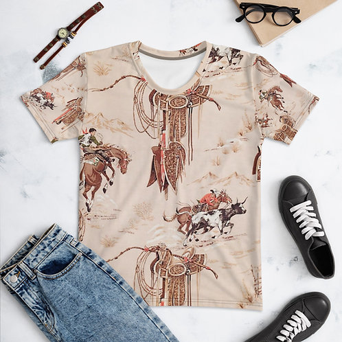 Mylee All Over Print T-shirt