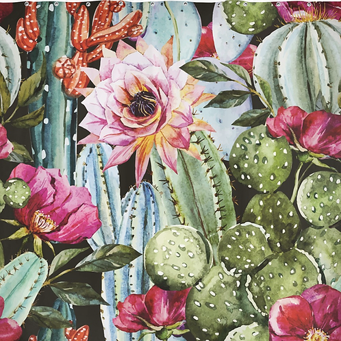 Cactus Canyon Shower Curtain 70 x 70