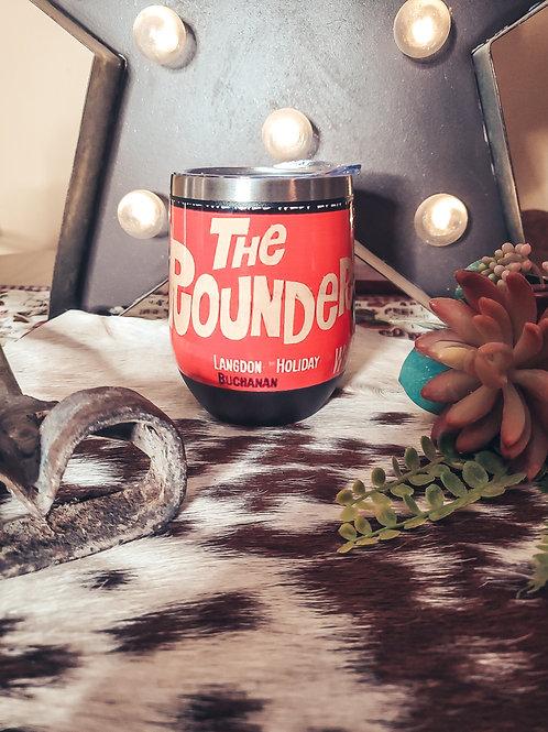 The Rounders Wine Tumbler