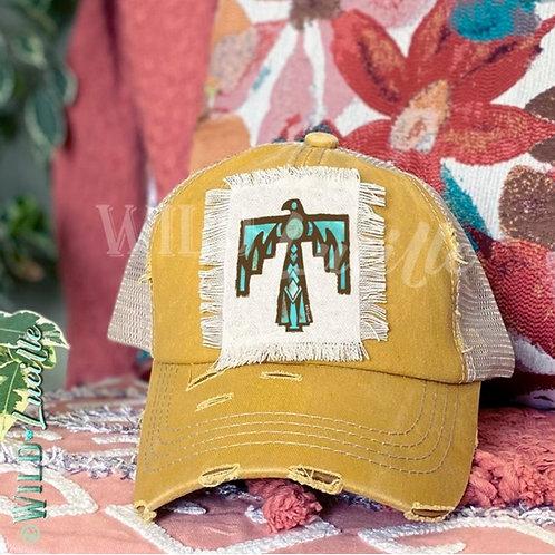 Cowgirl Trucker Caps